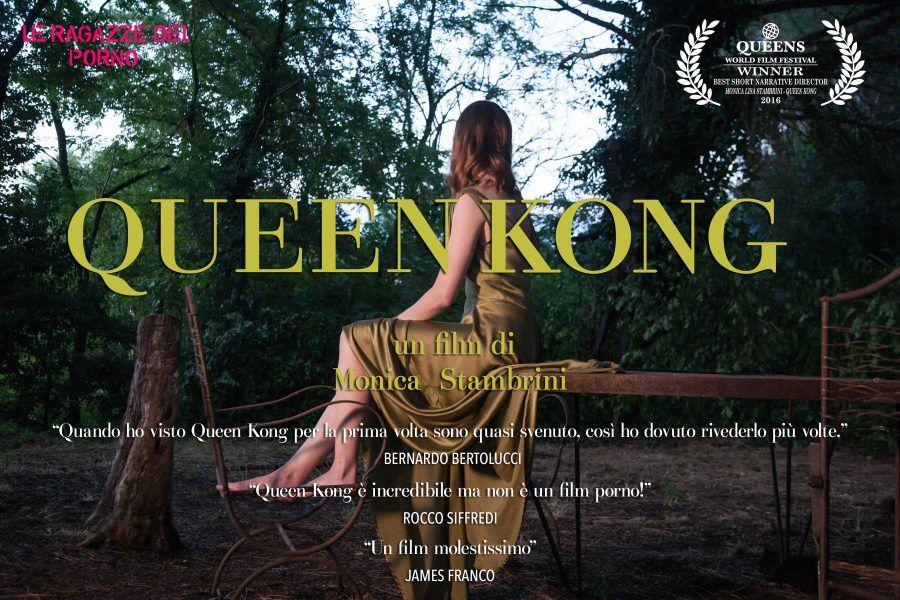 Locandina Queen Kong