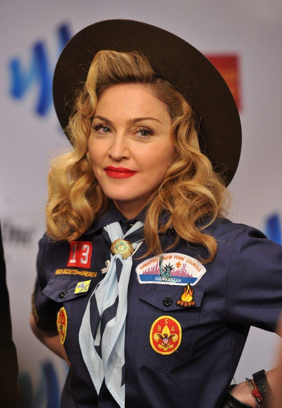 Madonna7-al Glaad Media Aword 2013