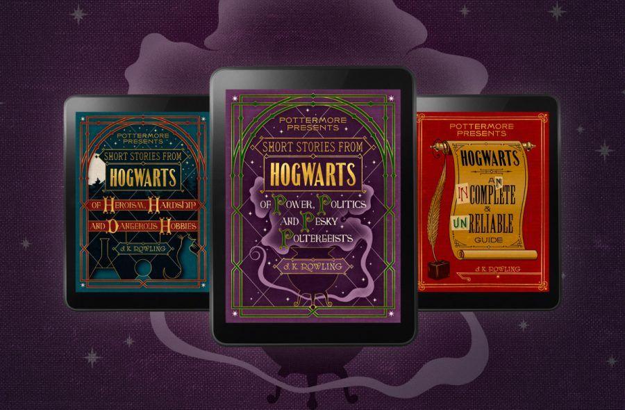 Pottermore Presents