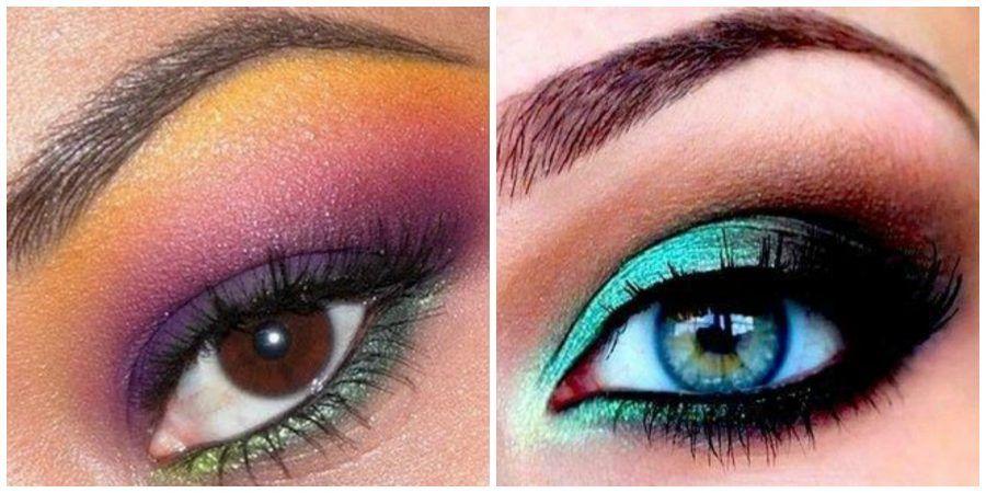 Tropical make up