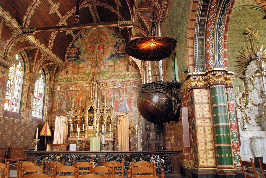bruges la basilica del santo sangue