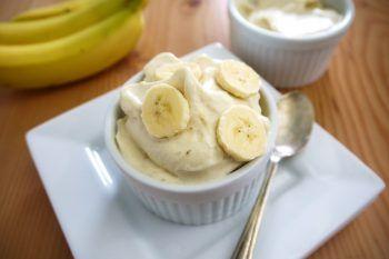 Come fare il gelato alla banana usando un solo ingrediente