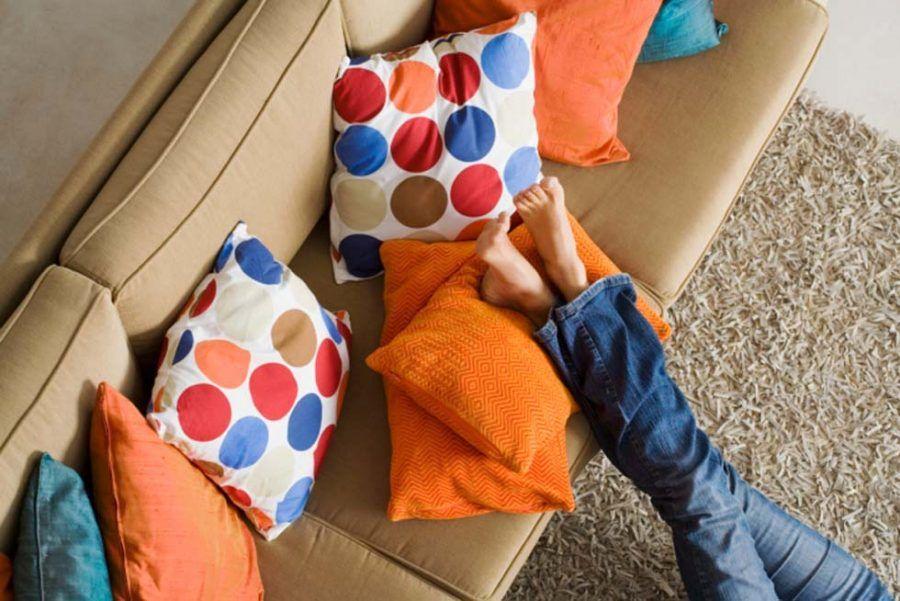 problemi posturali legati ad una vita sedentaria