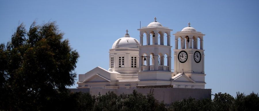 Isole greche: Milos