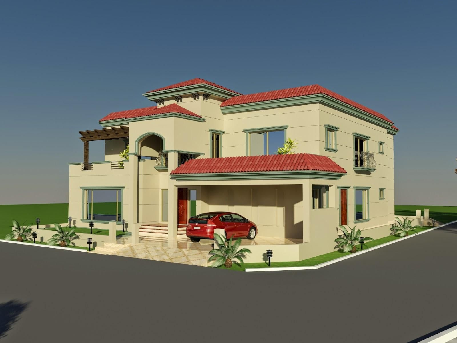 App di design per rinnovare casa bigodino for Beautiful villas images