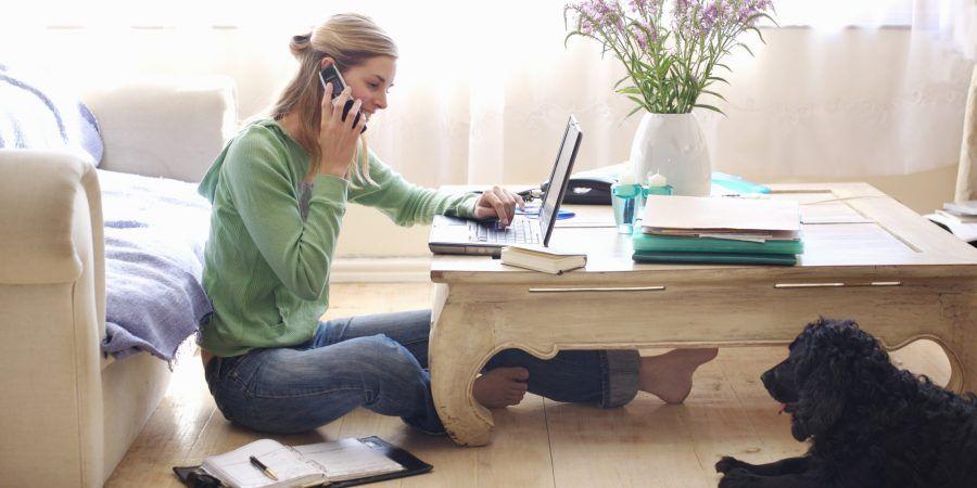 Lavorare da casa fa al caso vostro?