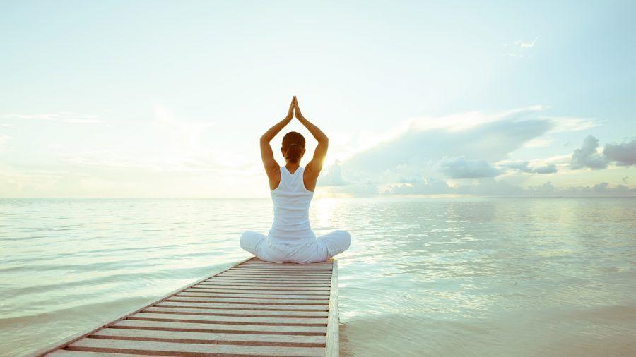 Yoga per respirare meglio