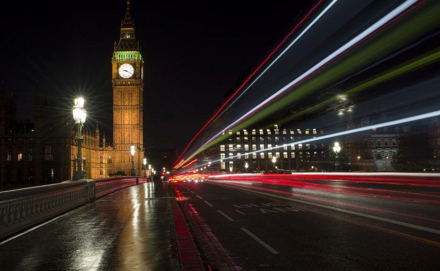 Londraç viaggi anche di notte in metro