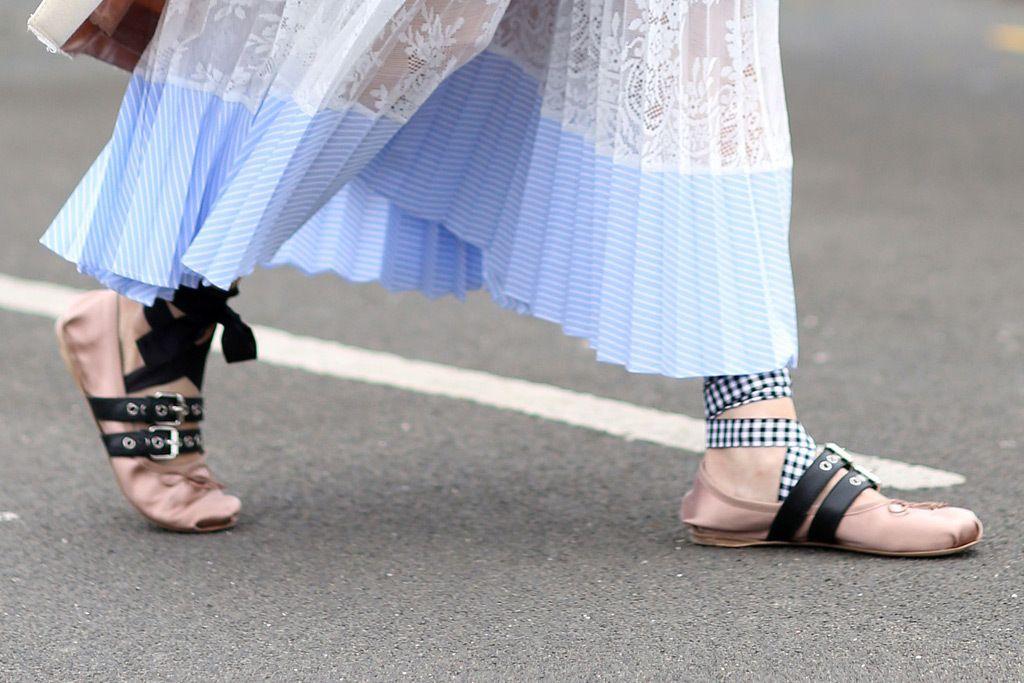 Scarpe senza tacco ma chic anche per cerimonie e serate eleganti