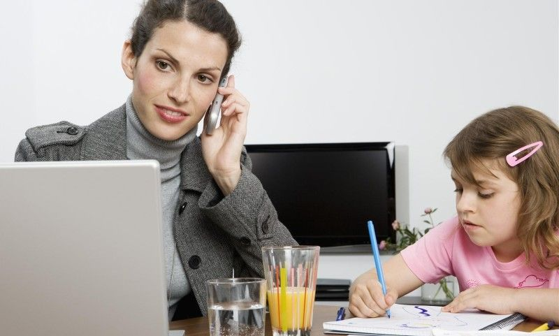 sei una mamma, ma meriti anche di continuare a fare il tuo amato lavoro!