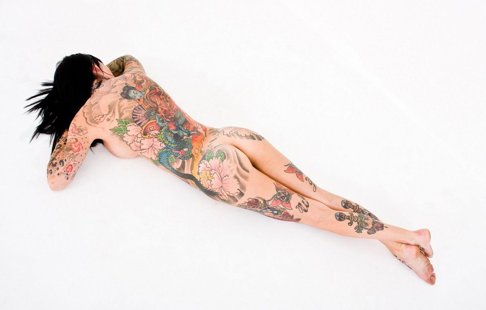 Tatuaggi: dove farli in base al fisico