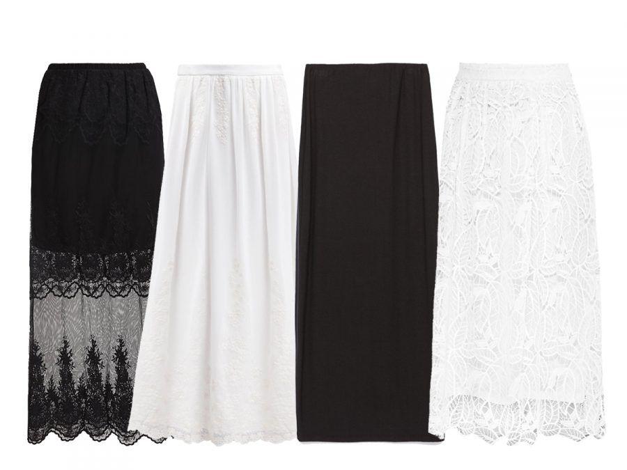 set bianco e nero