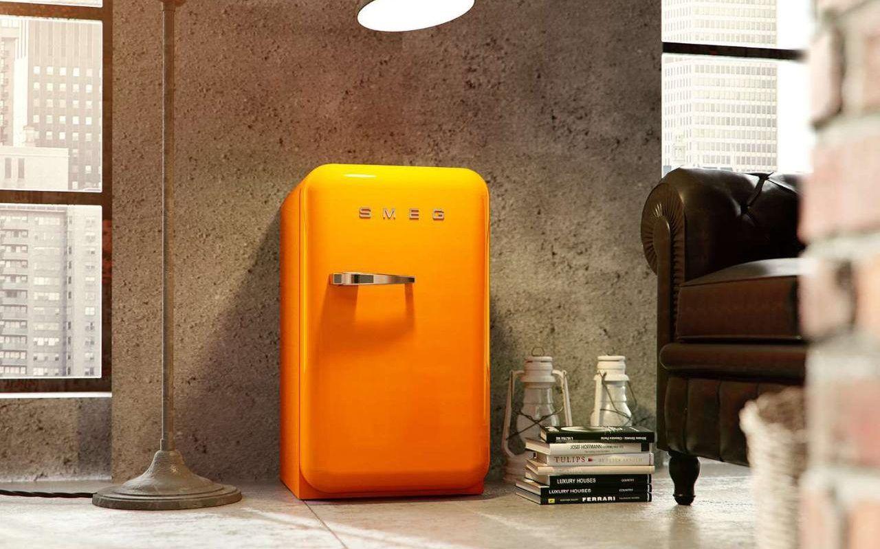 Il frigorifero Smeg: un'icona senza tempo
