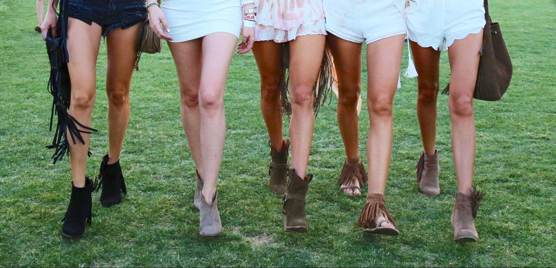 Si possono indossare gli stivali in estate?