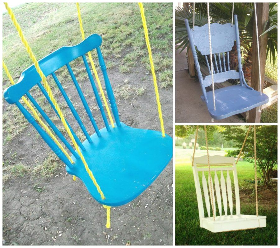 swionging chair