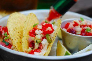 La ricetta dei Tacos