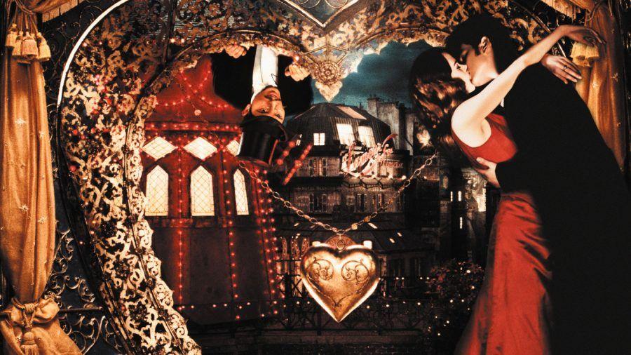 Nicole Kidman e Ewan McGregor nel film Moulin Rouge