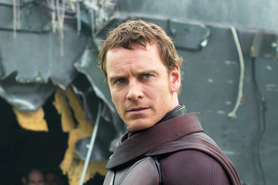 Michael Fassbender in X-Men: L'Inizio