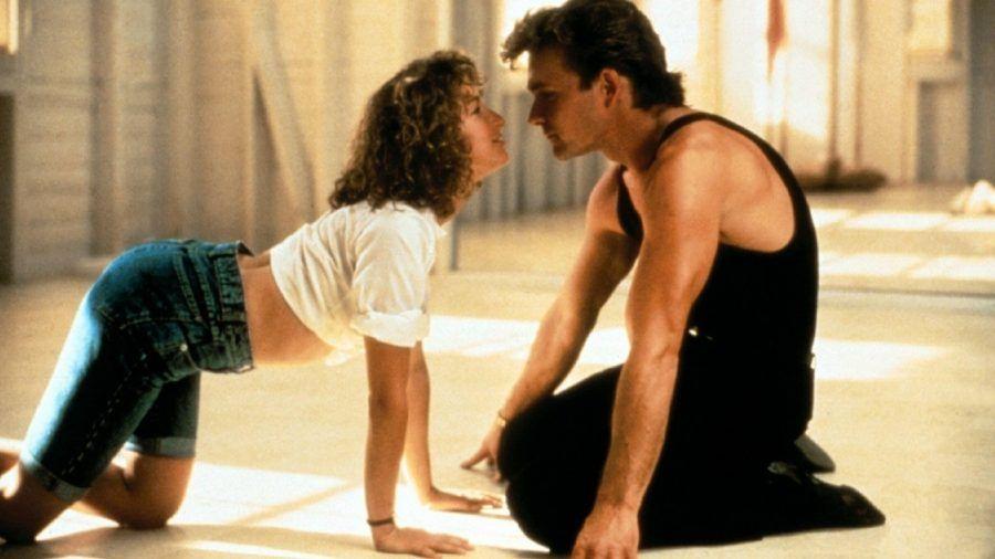 Babe e Johnny nel film Dirty Dancing - Balli Proibiti