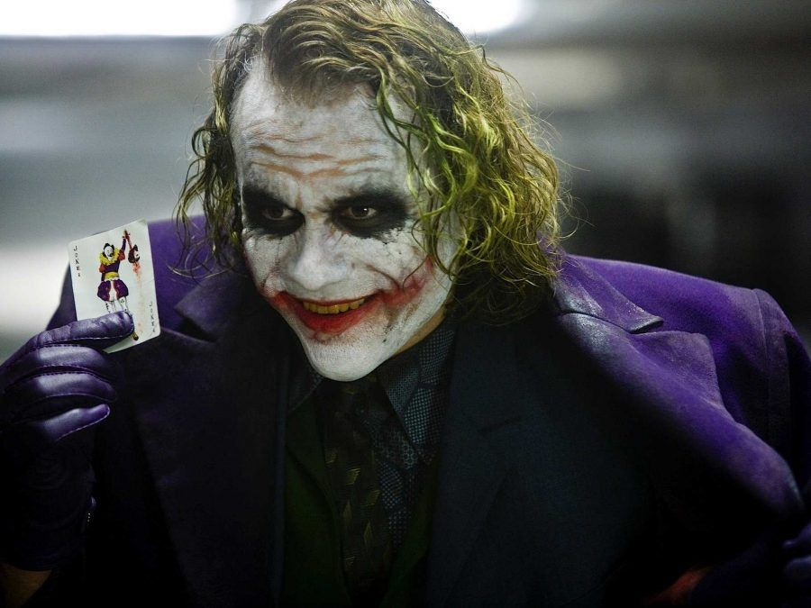 Heath Ledger ne Il Cavaliere Oscuro