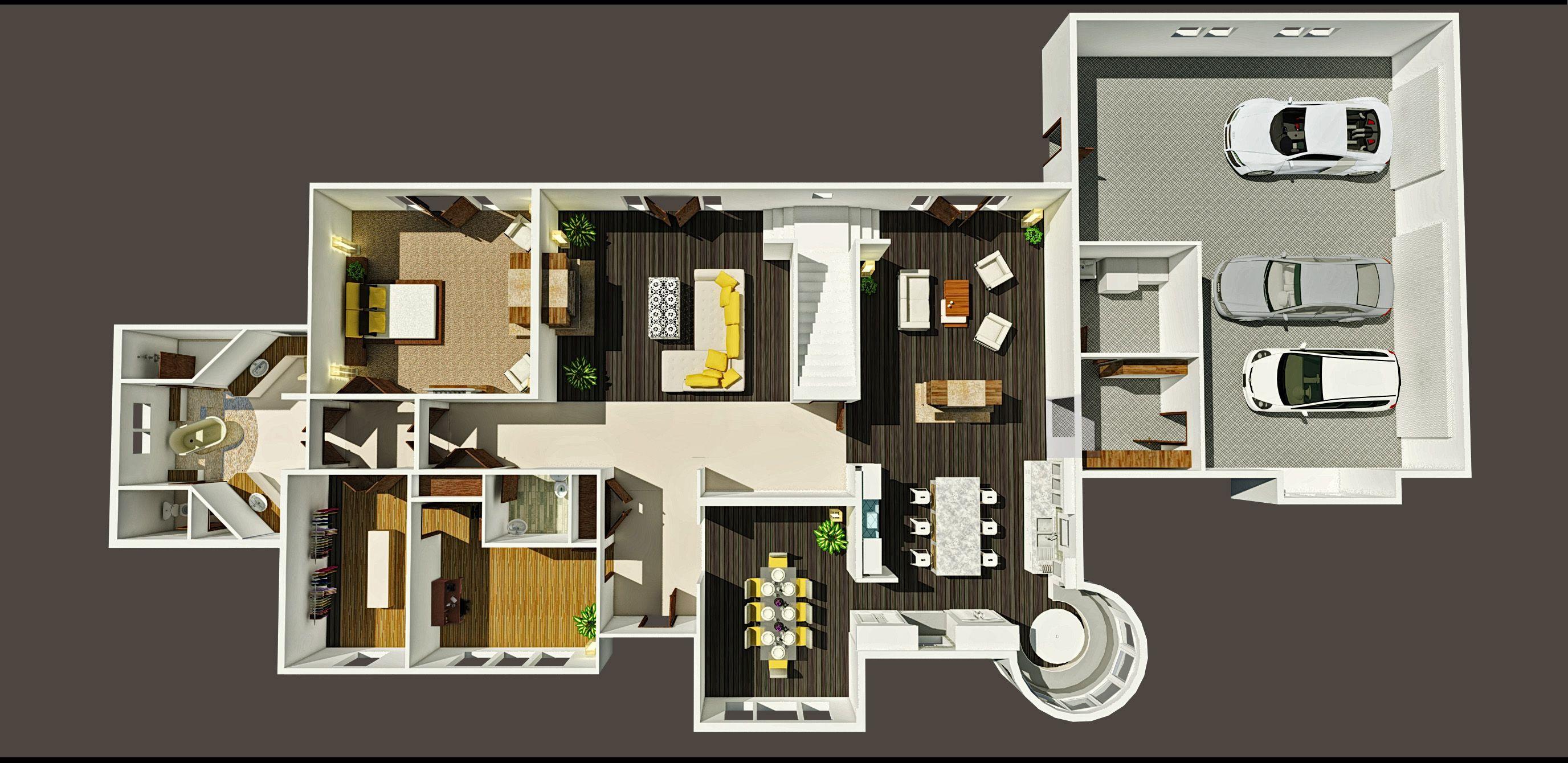 App di design per rinnovare casa bigodino for Planner casa 3d