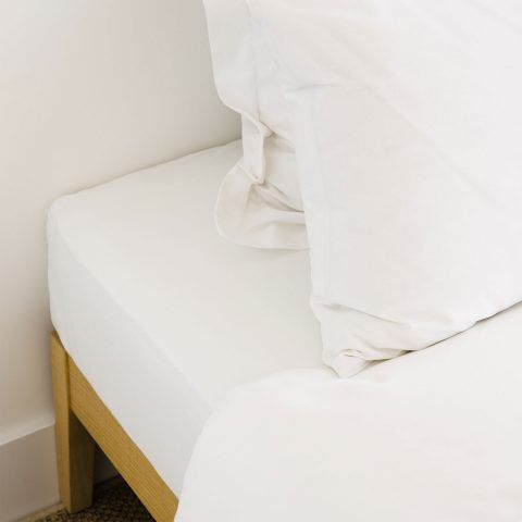 LENZUOLA DA SOTTO REGOLABILI PERCALLE BASIC - per un letto 150/160cm / 240 x 220 cm, prezzo 19,99 euro