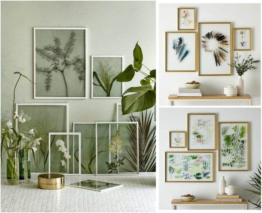 Come fare un quadro con i fiori secchi • Guide-Online.it