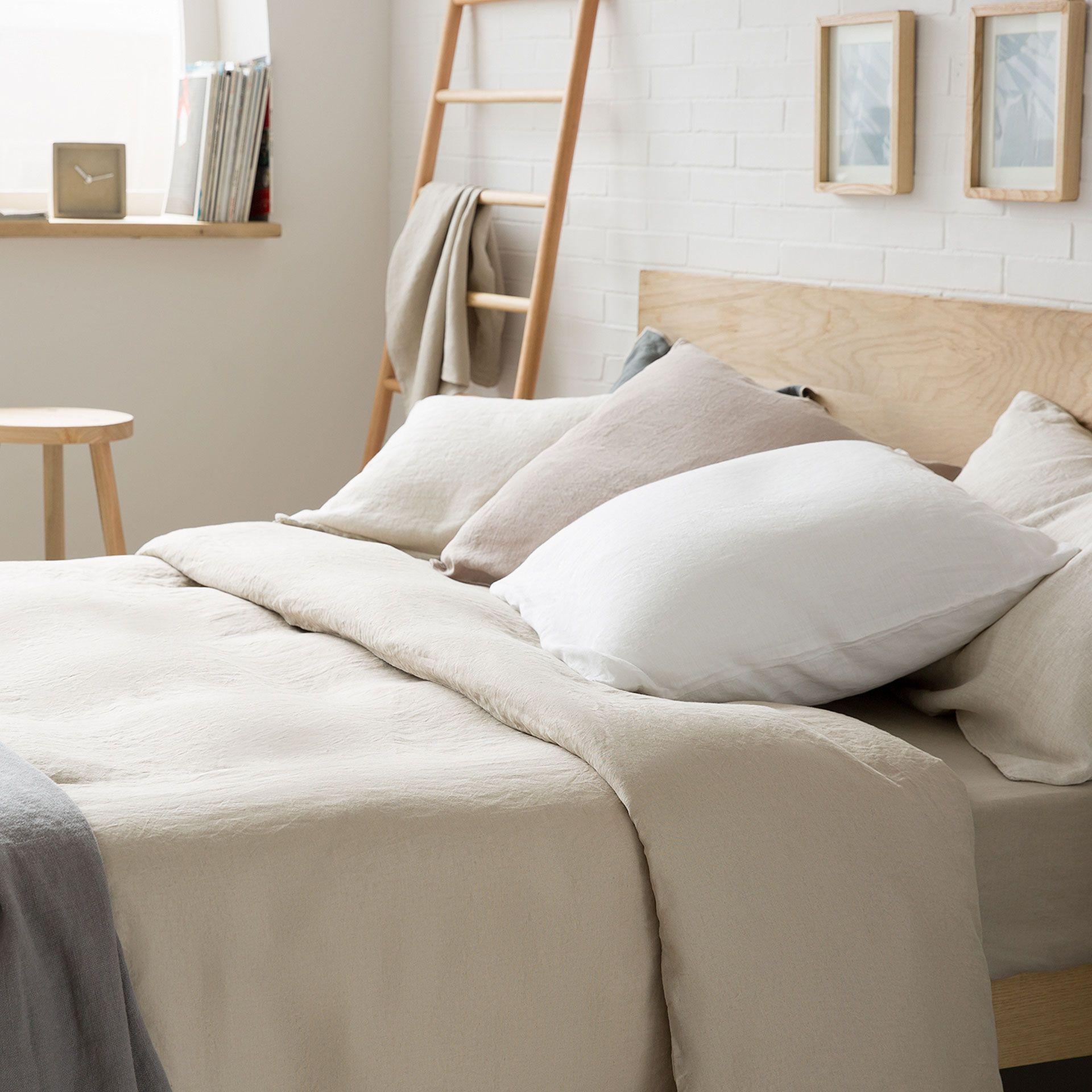 Ikea tende lino articoli simili a piega di pizzico tenda - Tende per doccia in lino ...