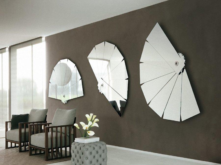 Come arredare casa con specchi decorativi alle pareti - Specchi in casa ...
