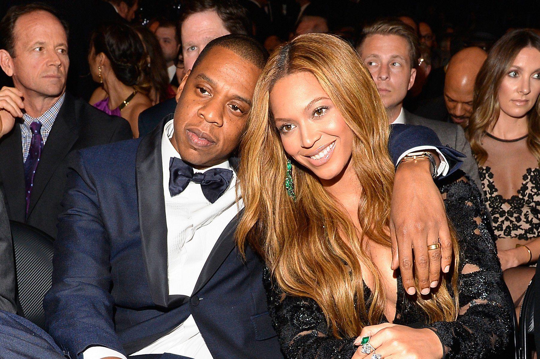 2. Beyoncé_Jay-Z