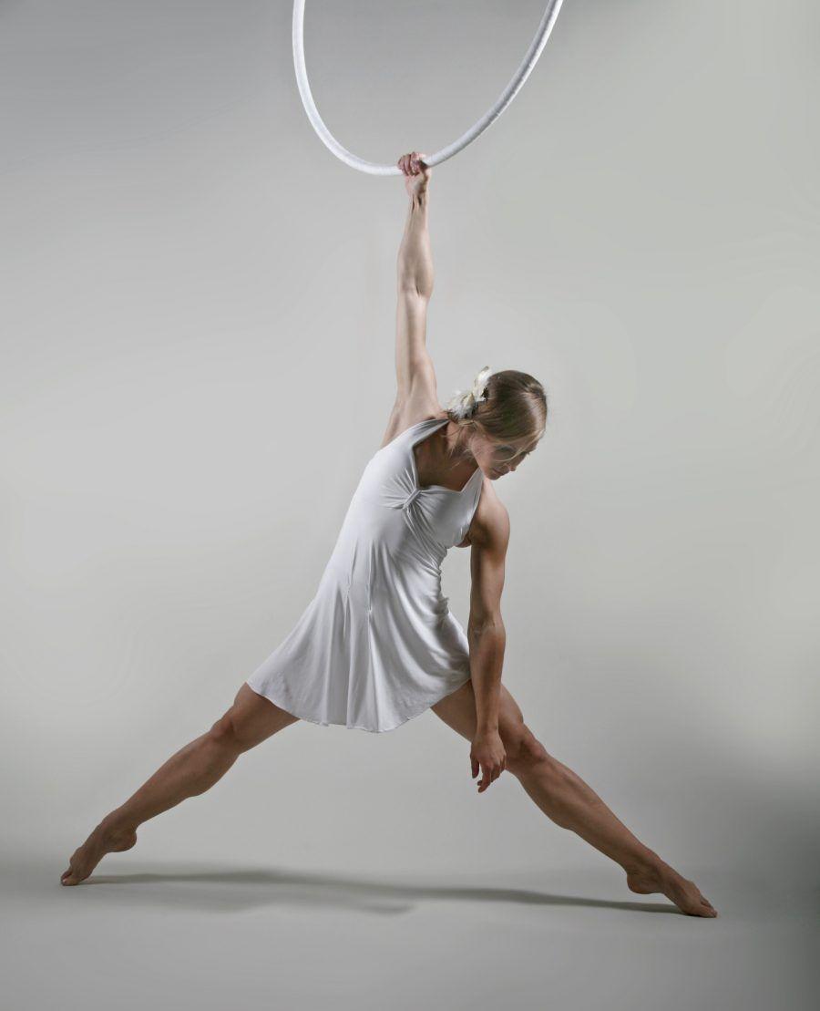 Aereal hoop