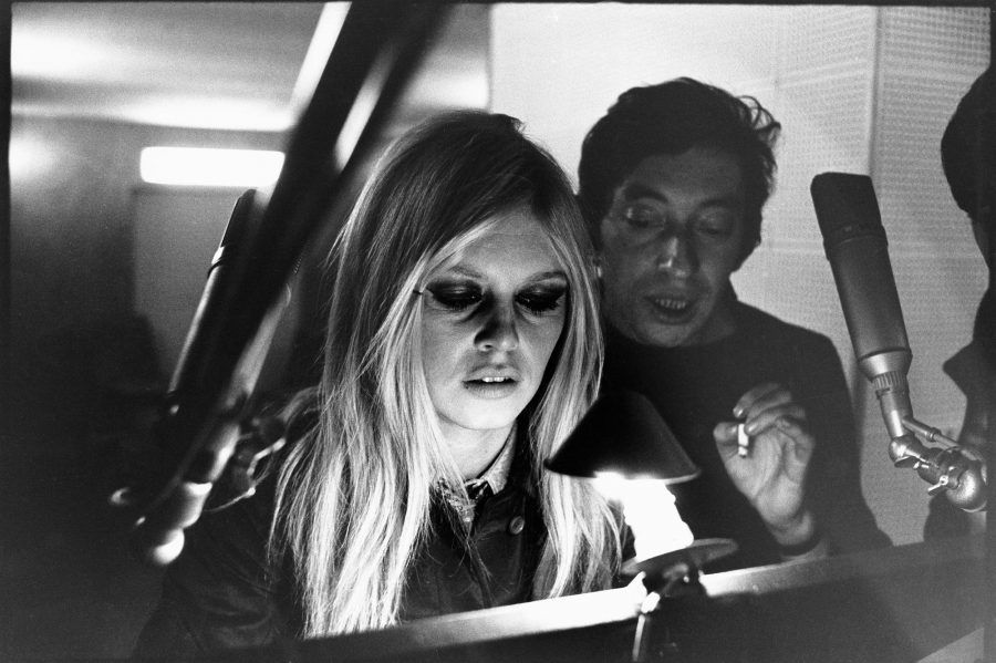 Brigitte Bardot e Serge Gainsbourg