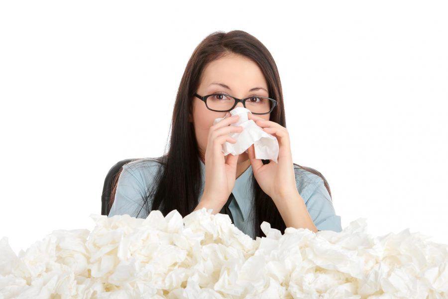 Come stappare il naso chiuso