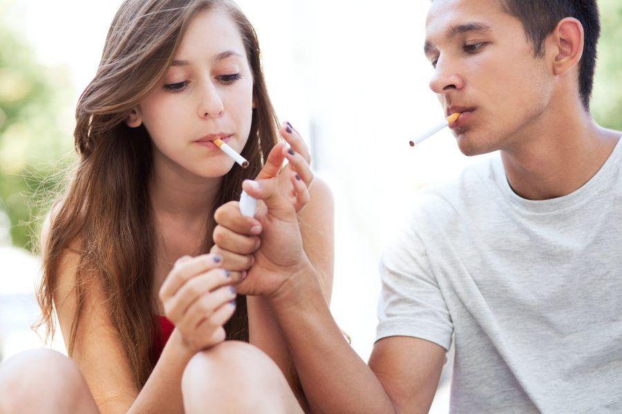 Come mai se si smette di fumare si ingrassa