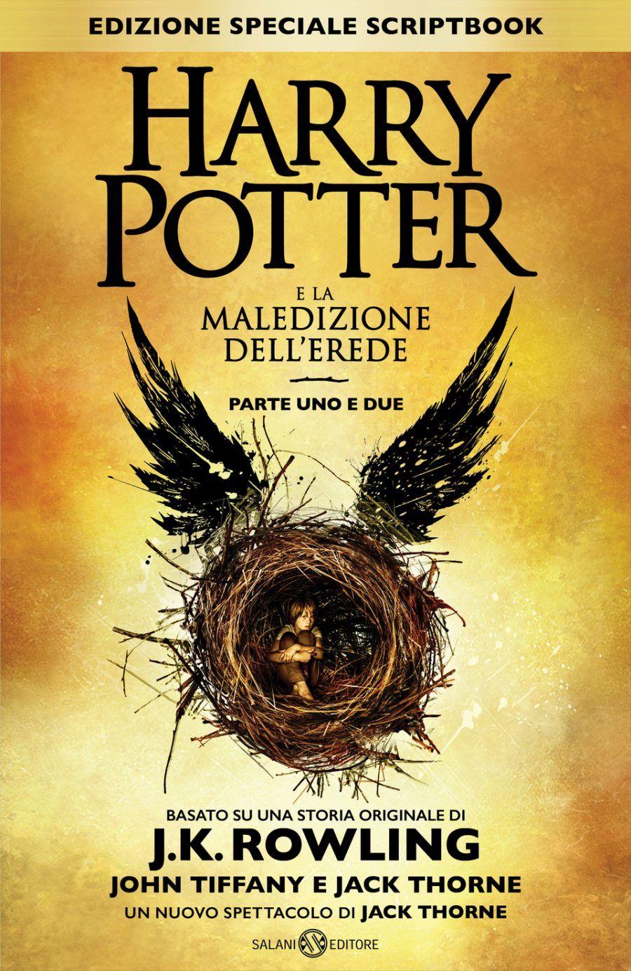 Harry Potter e la maledizone dell'erede