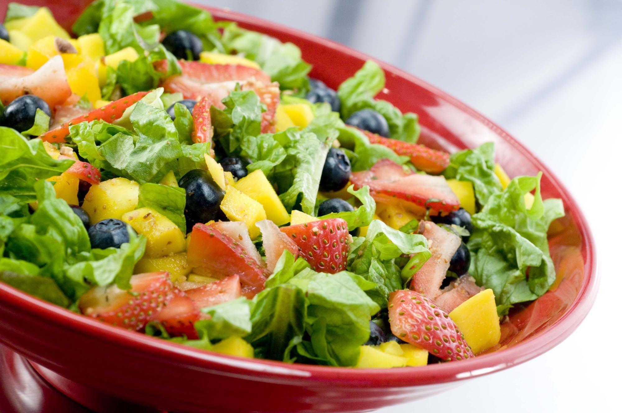 Come fare un'insalata perfetta
