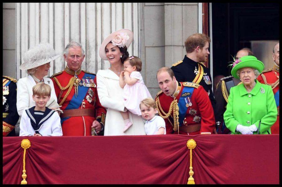 Lavorare presso la famiglia reale