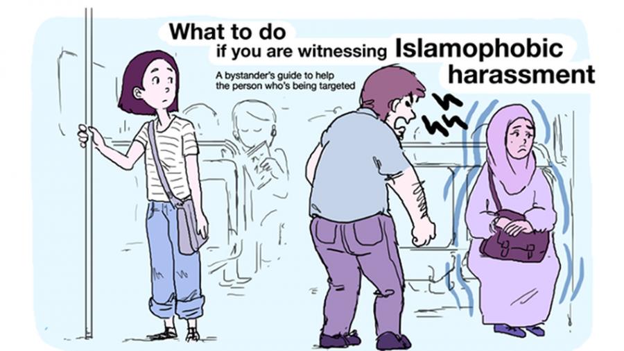 La guida di Marie-Shirine Yener contro l'islamfobia