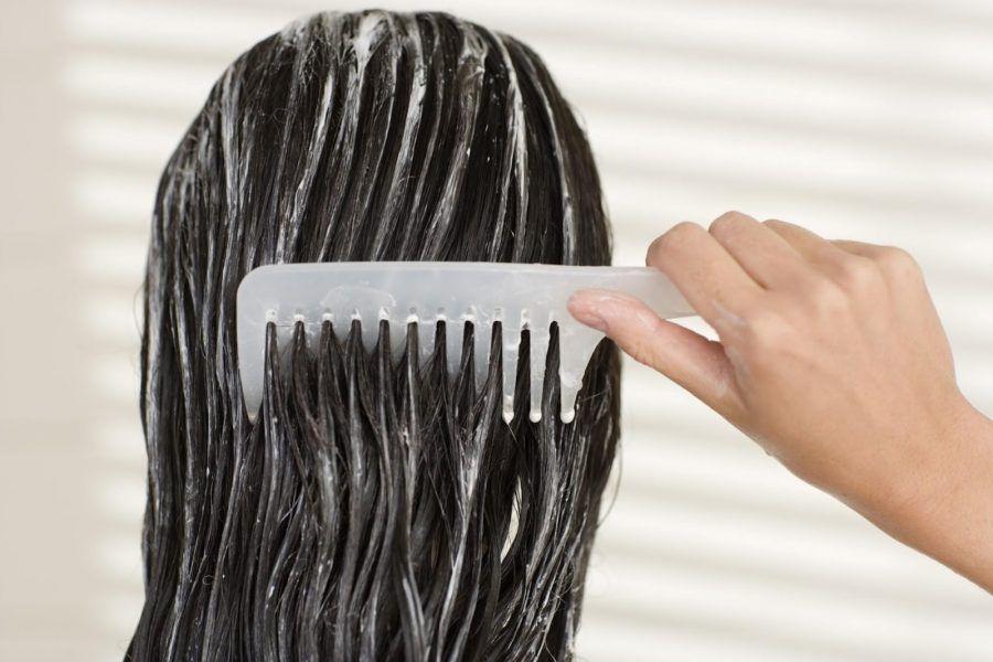 Maschera capelli preparazione