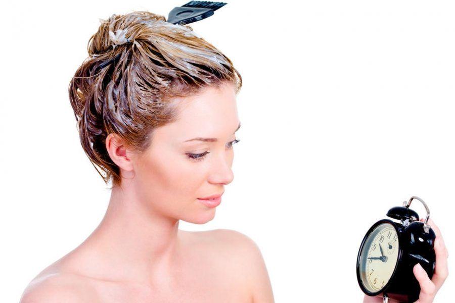 Maschera capelli tmpo di posa
