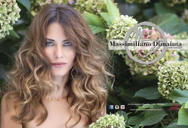 Massimiliano Dimaiuta hairstyle