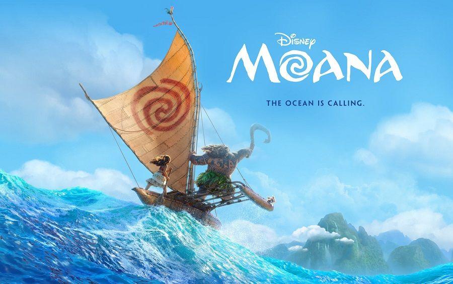 Oceania, il nuovo film Disney