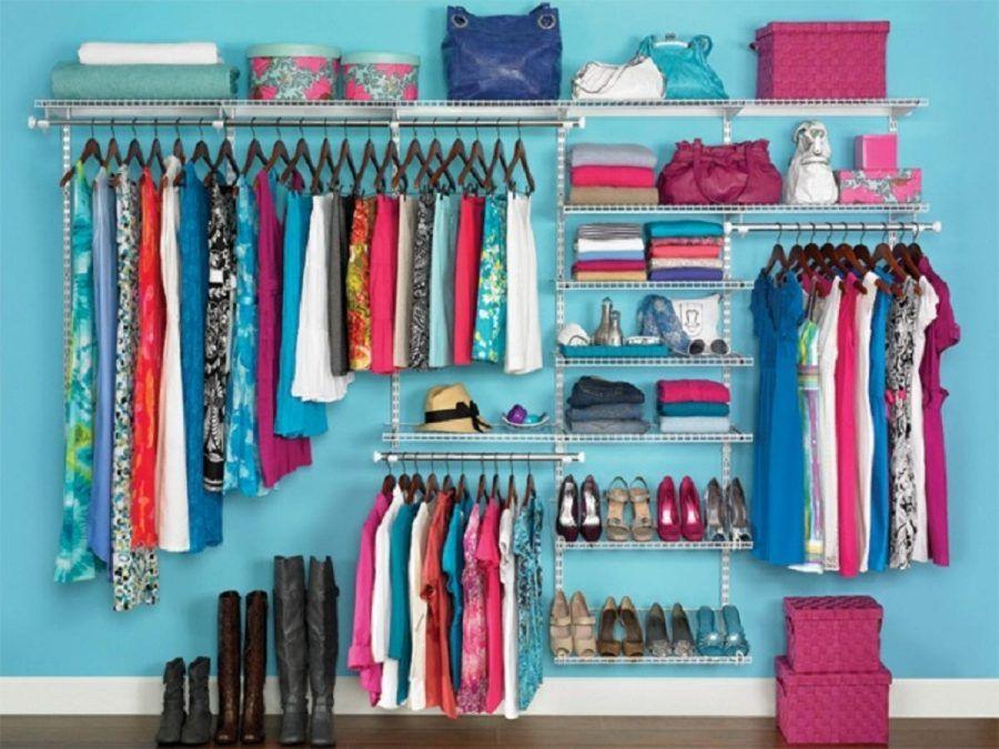 Ordinare l'armadio