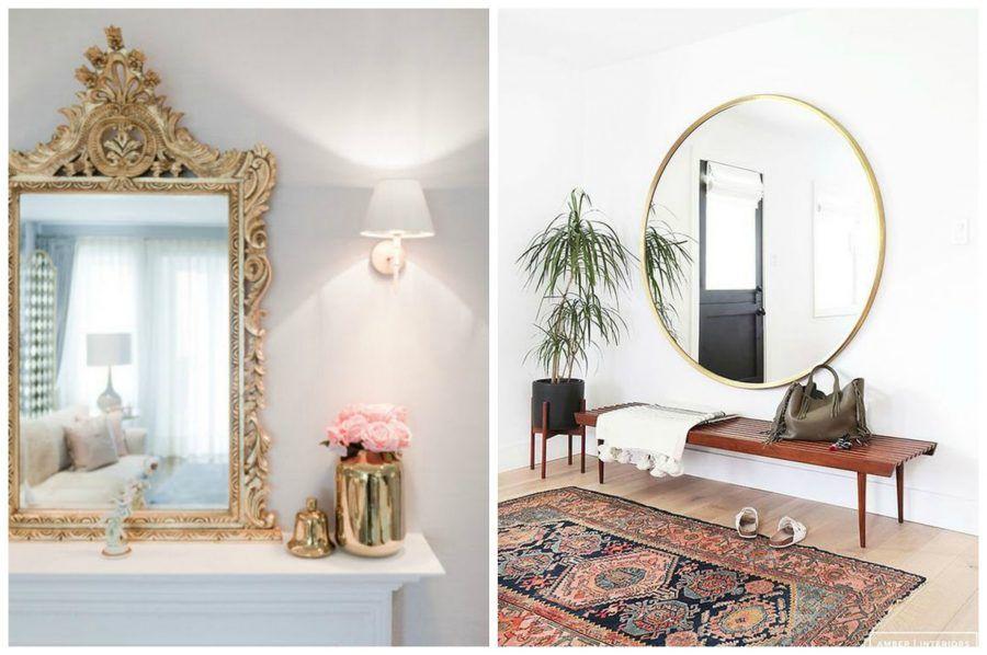 Torna di moda il color oro per arredare casa bigodino for Colori mobili moderni