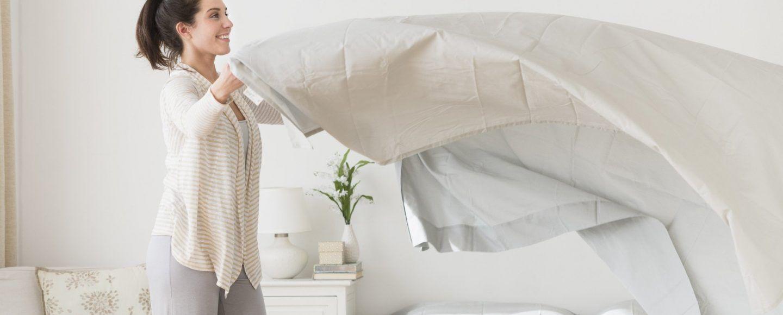 Come eliminare facilmente gli acari dal letto bigodino - Acari nel letto ...