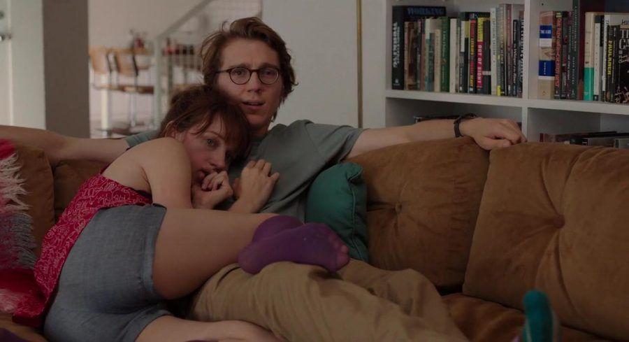 Paul Dano e Zoe Kazan in Ruby Sparks