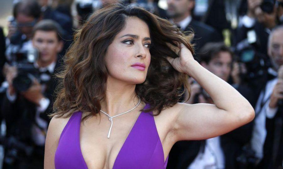 E' stata anche nominata all'Oscar per Frida