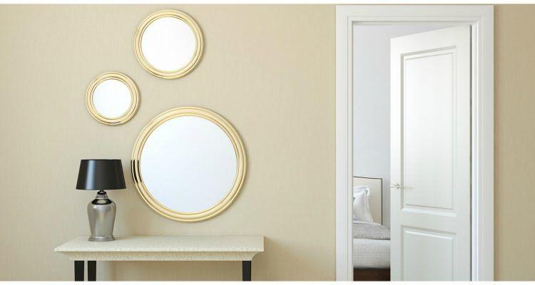 Come arredare casa con specchi decorativi alle pareti - Feng shui specchio ...