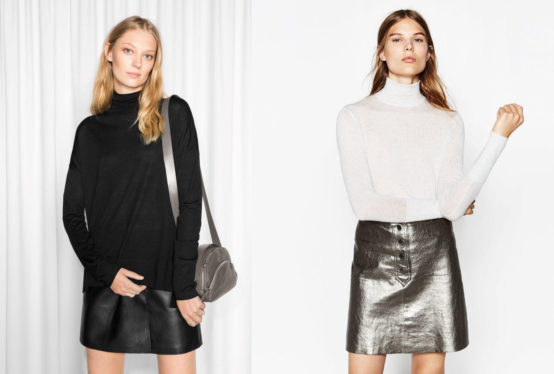 Turtleneck Sweater &OtherStories 55€ - Gonna Zara