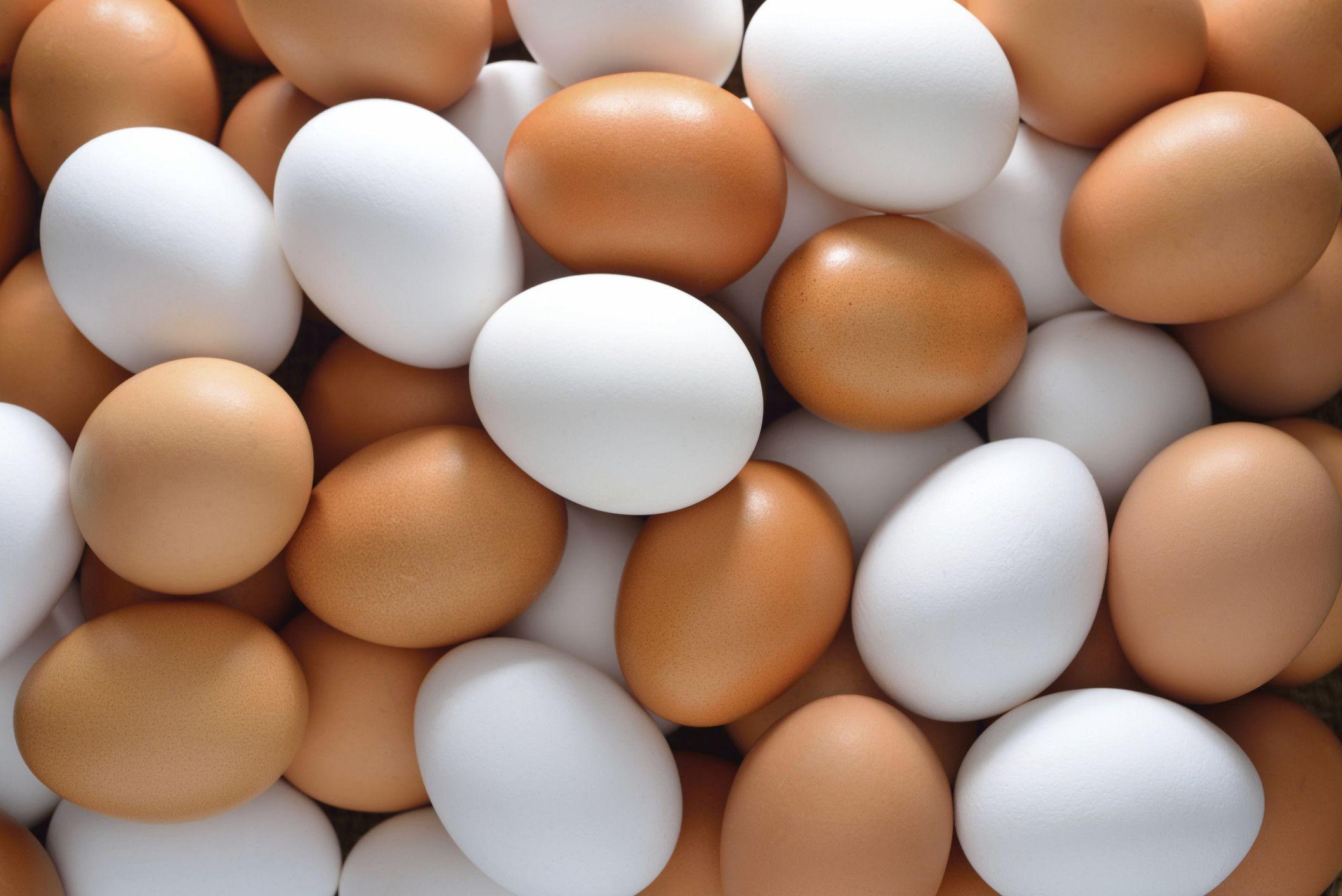 Perchè dovresti mangiare l'albume di 2 uova con 1 uovo intero?